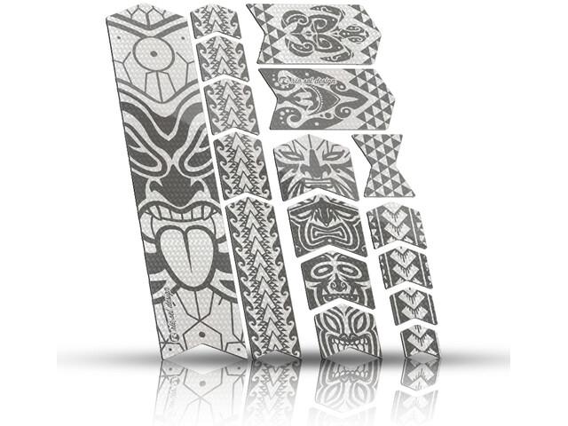 Riesel Design frame:TAPE 3000 maori